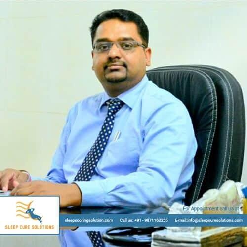 Dr. Himanshu Garg, Sleep Specialist, India
