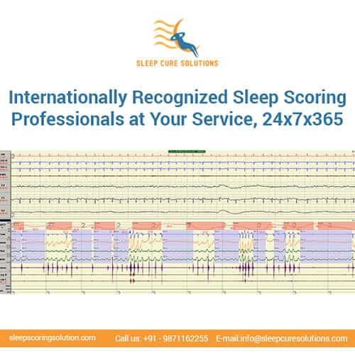 Sleep Scoring Outsourcing Services, Aviss Health, India