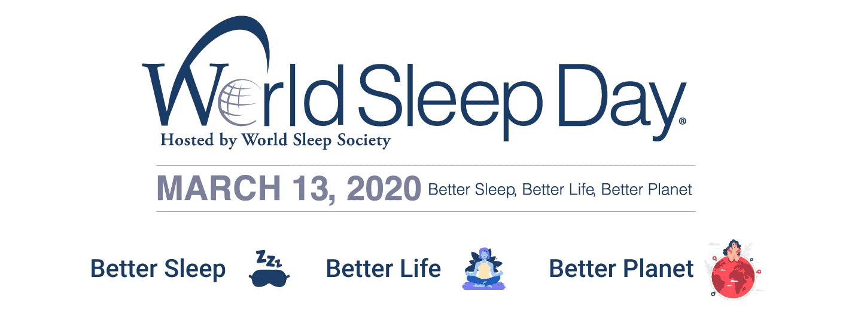 world sleep day 2020 - sleep cure solutions