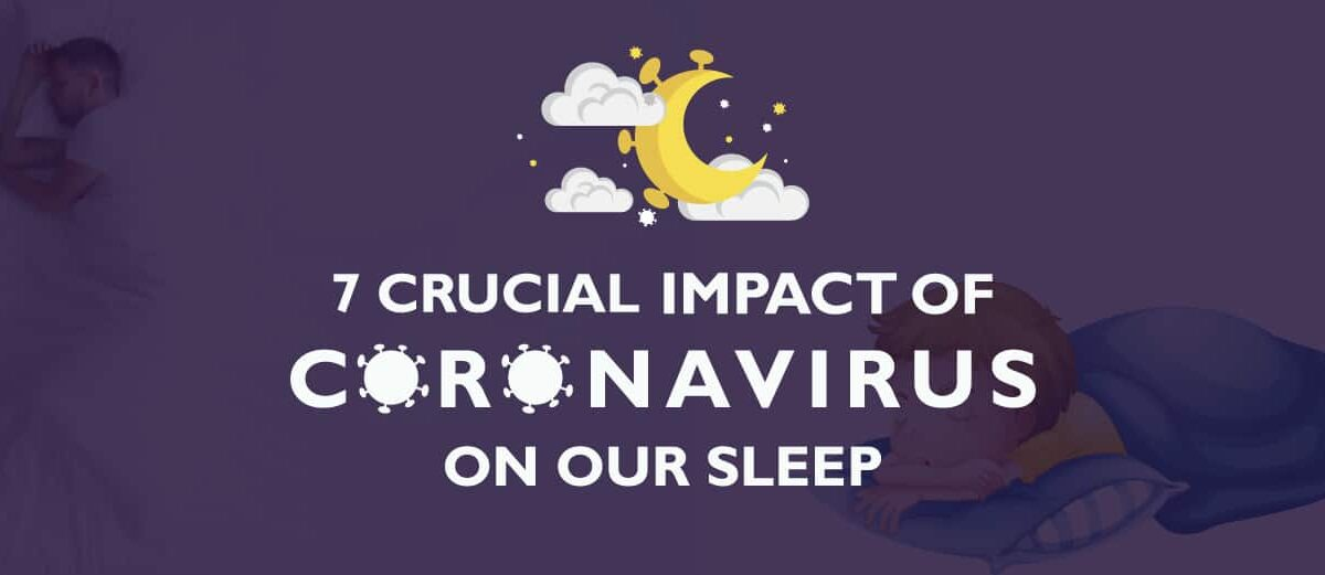 impact-of-cornavirus-on-sleep-health - sleep cure solutions
